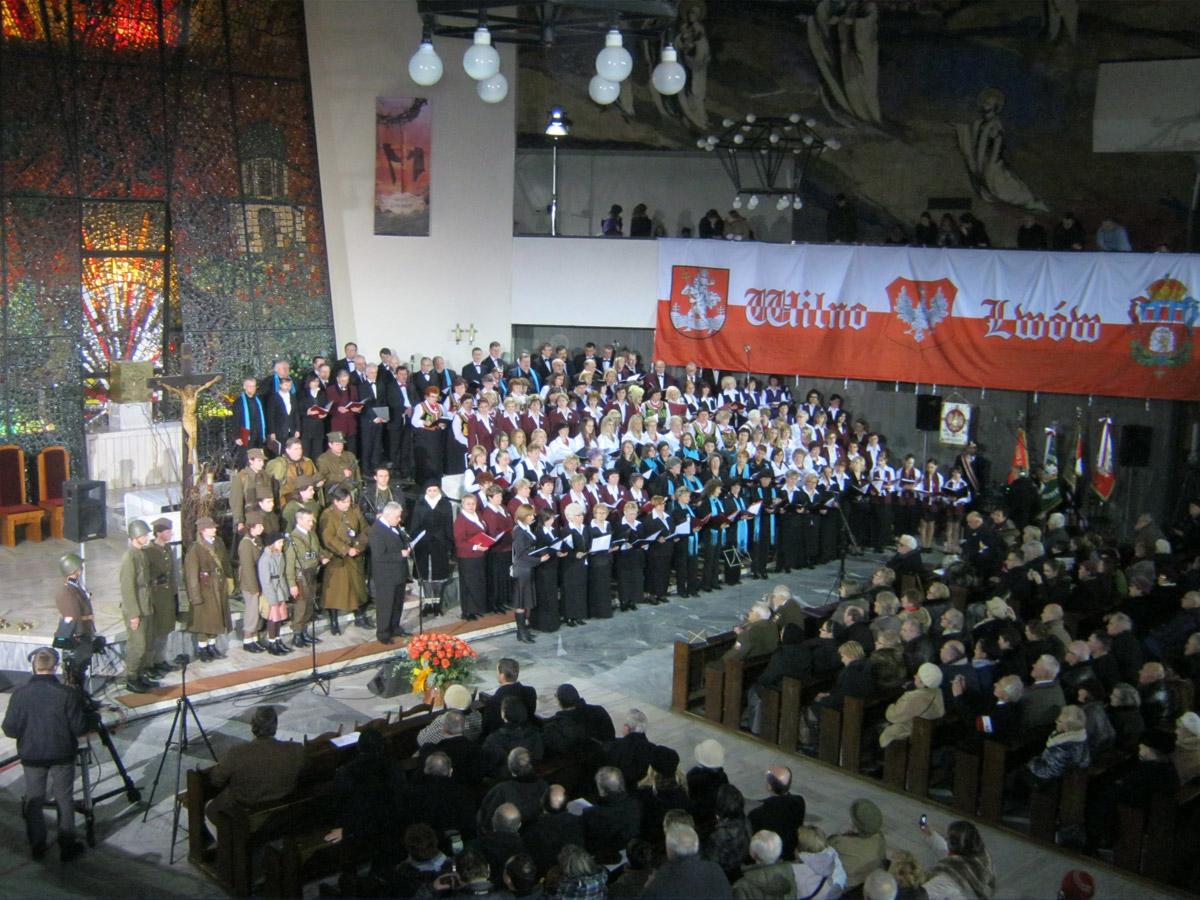 Kalendarium uroczystości wstyczniu 2013, wktórychbierze aktywny udział Stowarzyszenie Łagierników Żołnierzy Armii Krajowej.