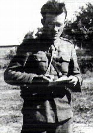 """Ppor. Czesław Zajączkowski ps. """"Ragner"""""""