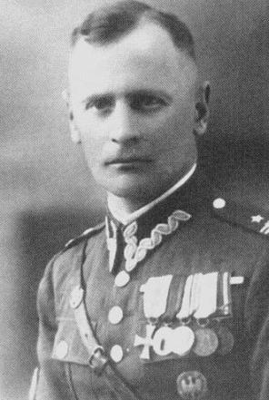 "Gen. Aleksander Krzyżanowski ""Wilk"""