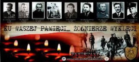 Apel dopatriotycznego społeczeństwa polskiego oudział wuroczystościach Święta Pamięci Żołnierzy Wyklętych 1.03.2014r.