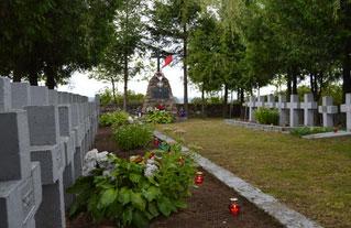 Patriotyczna uroczystość  pamięci narodowej: 21 VIII 2014r w70 rocznicę bitwy podSurkontami naterenie obecnej Białorusi, awczesniej dawnych Kresach Wschodnich II RP.