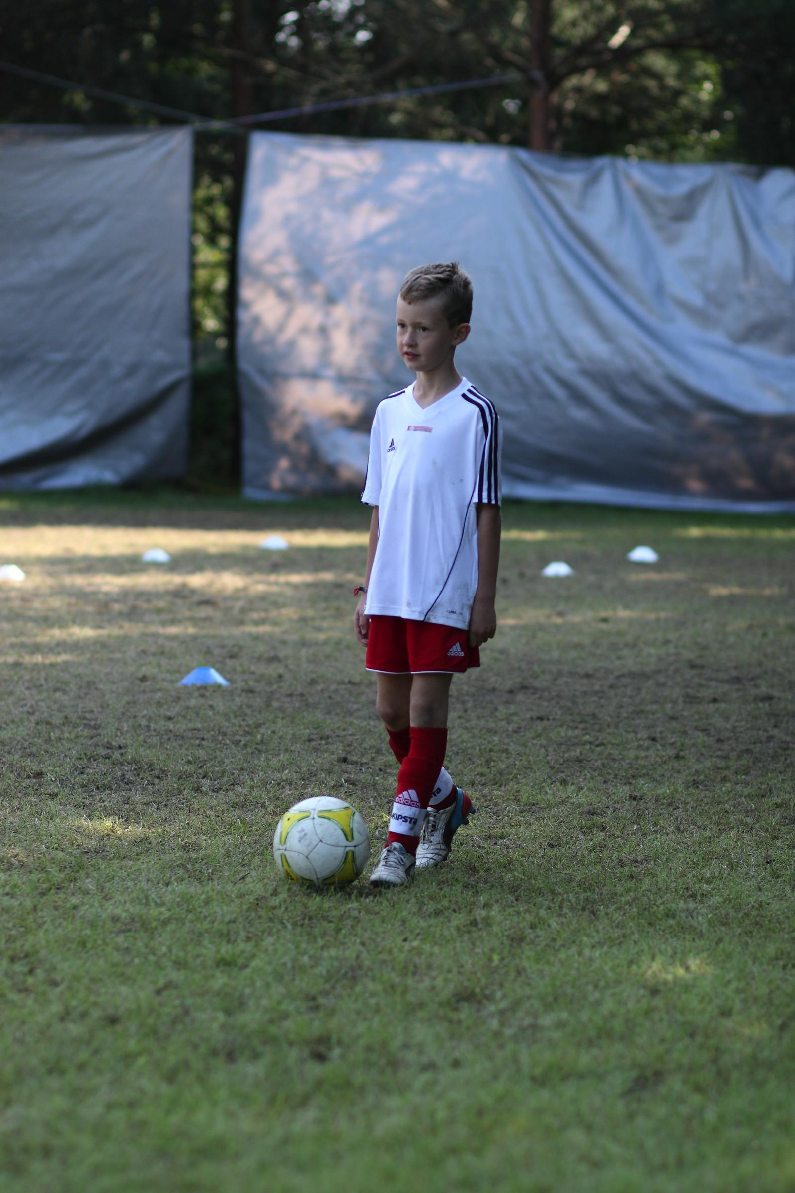 Odbył się piłkarski obóz letni FC LEGION!