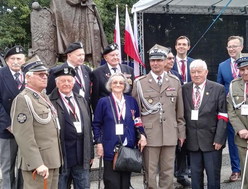 Obchody Święta Wojska Polskiego 14 – 16 sierpień 2017r.
