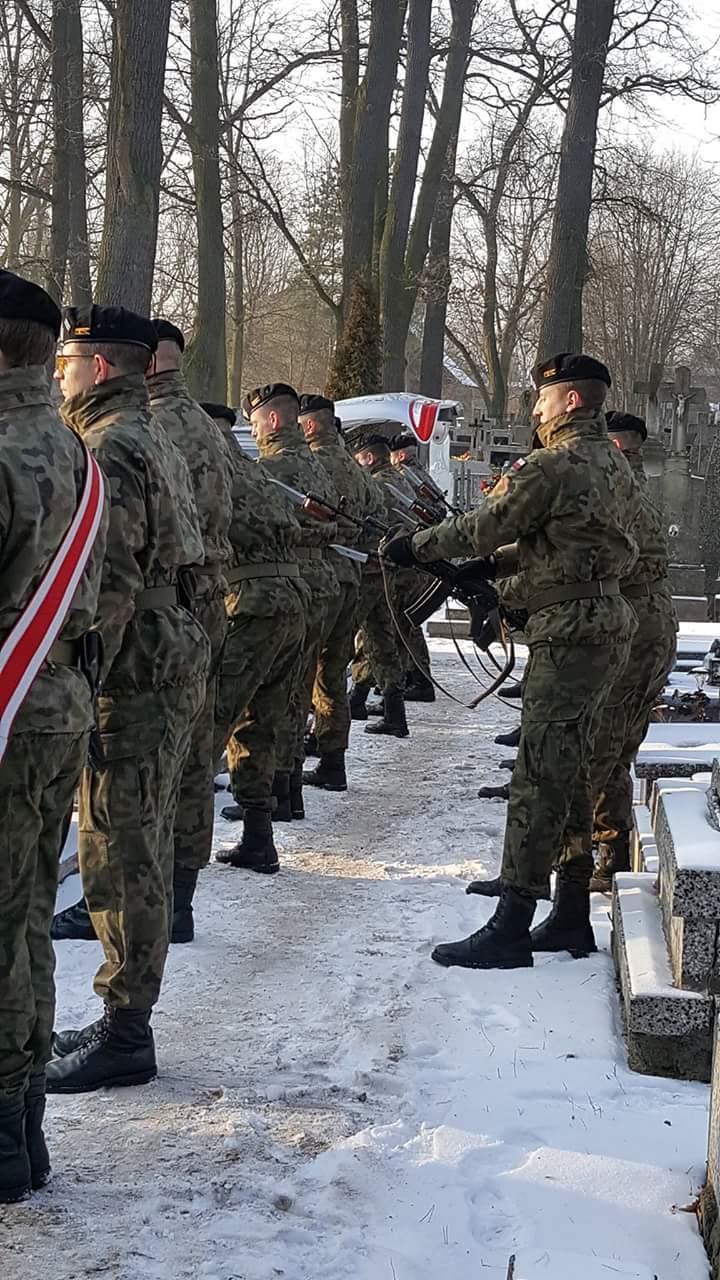 Śp. Porucznik Stanisław Rytel
