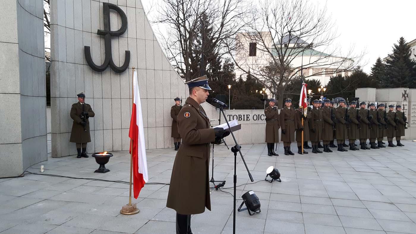 """Obchody Narodowego Dnia Pamięci """"Żołnierzy Wyklętych"""" 25 lutego – 02 marca 2017"""