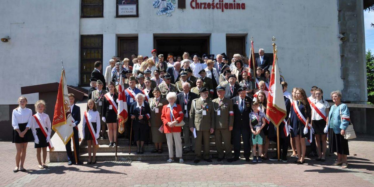 Wdniach 08-12.06.2017 wKuklówce Radziejowickiej odbył się XXXII Międzynarodowy Zjazd Łagierników Żołnierzy Armii Krajowej.