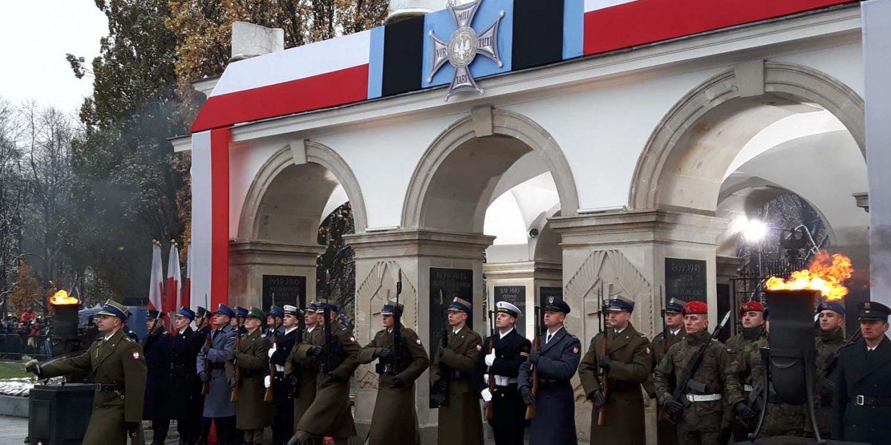 Narodowe Święto Odzyskania Niepodległości 11 LISTOPADA (Obchody wdniach 10-13 Listopada 2017r.)