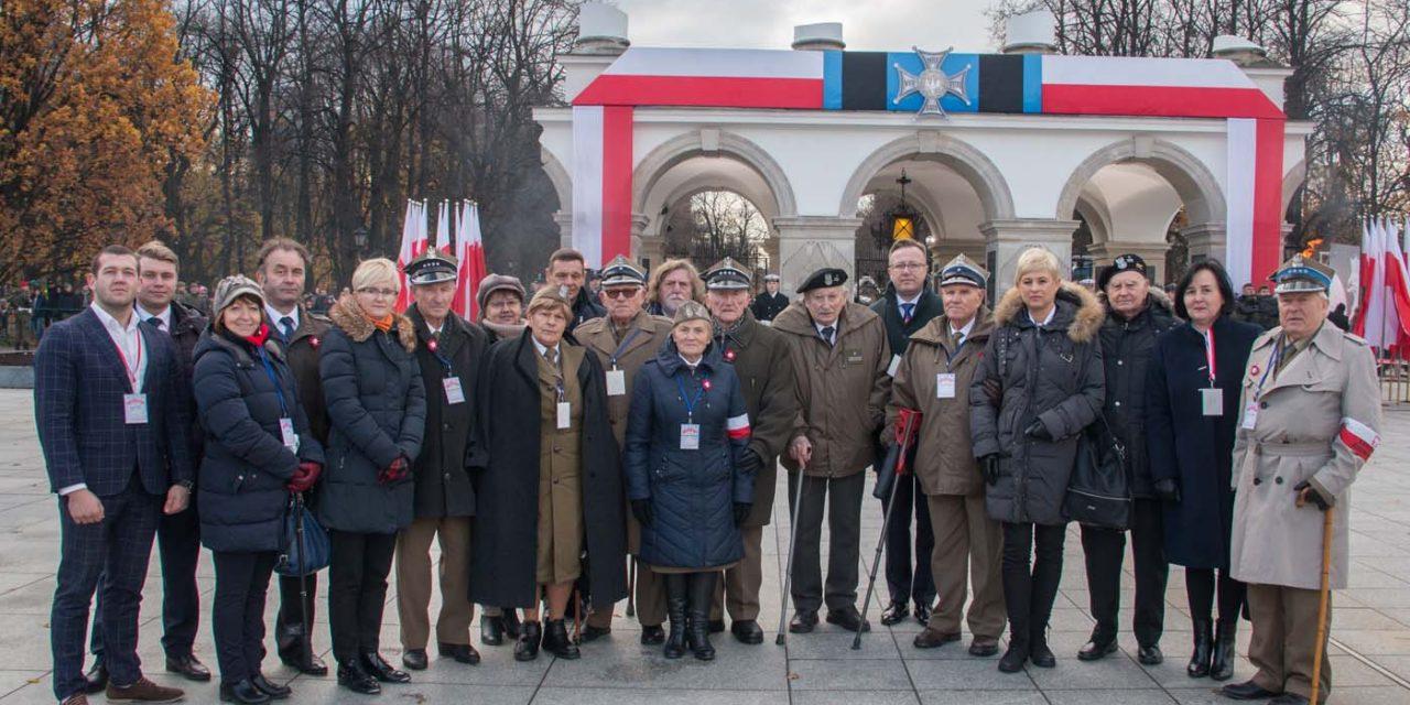 Obchody Narodowego Święta Niepodległości Warszawa-Kuklówka 2017