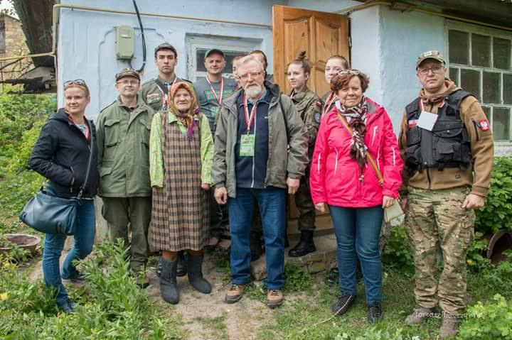 """Relacja zPrzekazania Paczek Ukraina """"Polacy Kresowym Straceńcom"""""""