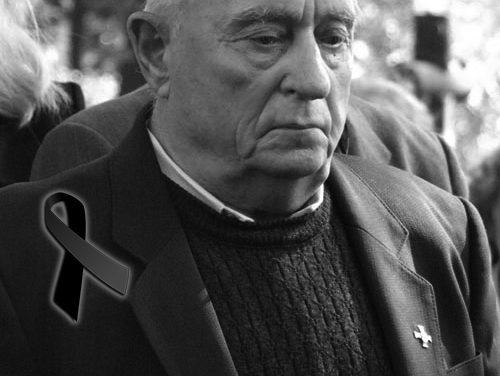 Odszedł nawieczną wartę Kazimierz Tumiński