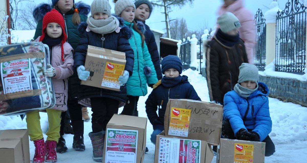 Bożonarodzeniowa pomoc dla Polaków naUkrainie – Ukraińskie drogi, czyli jedziemy naPodole