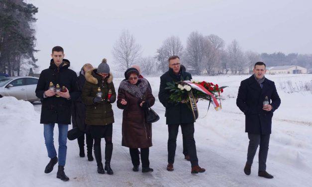 Wyjazd naBiałoruś – rocznica powstania Armii Krajowej ipierwszych wywózek naSybir – relacja