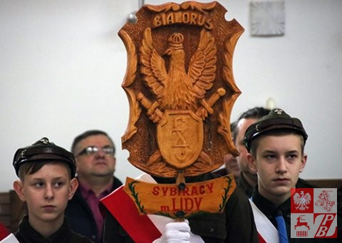 Obchody 79. rocznicy wywózek Polaków nanieludzką ziemię wLidzie