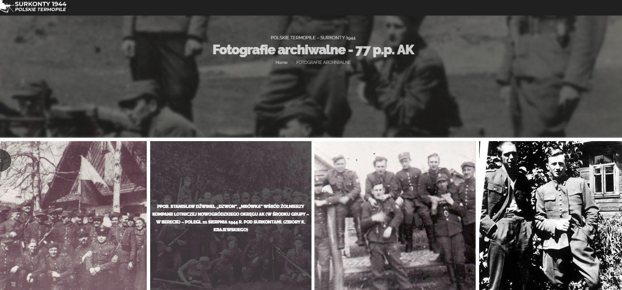 75 rocznica  bitwy podSurkontami – uroczyste obchody inowy portal Stowarzyszenia