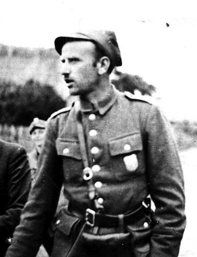 """Mjr. Zygmunt Szendzielarz """"Łupaszka"""""""