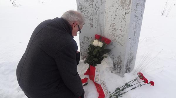 Polski Konsul uczcił pamięć ofiar łagrów workuckich