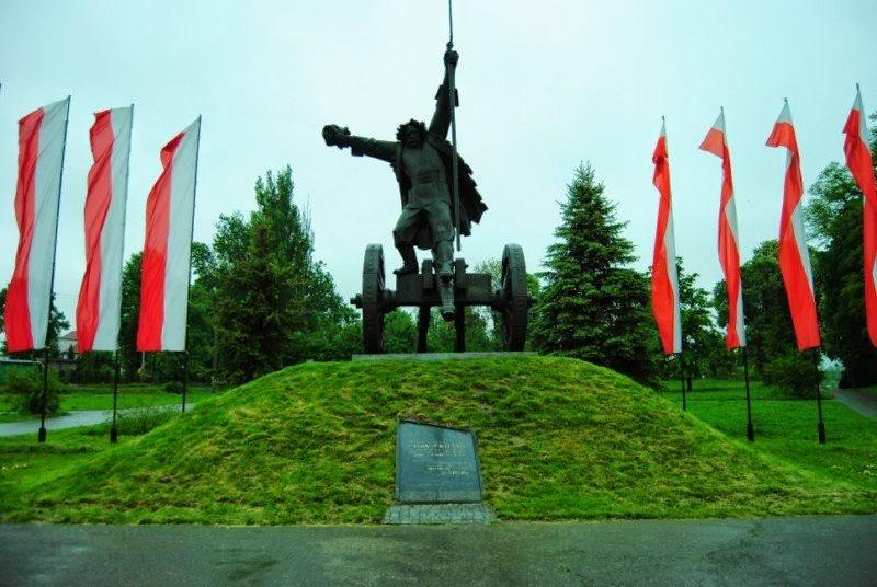 Uroczyste obchody 220 rocznicy Bitwy podRacławicami
