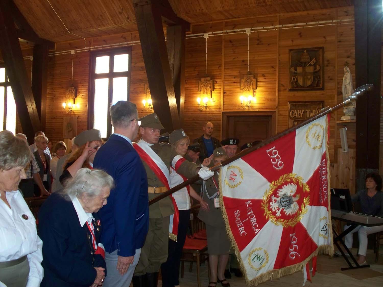 XXXI Zjazd Łagierników Żołnierzy Armii Krajowej Augustów 16 – 20 czerwca 2016 roku