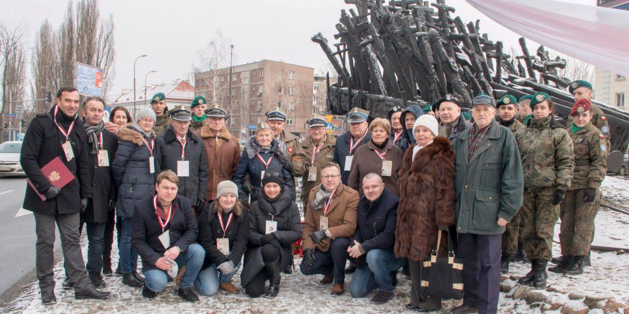 Obchody Narodowego Dnia Pamięci Żołnierzy Wyklętych wWarszawie
