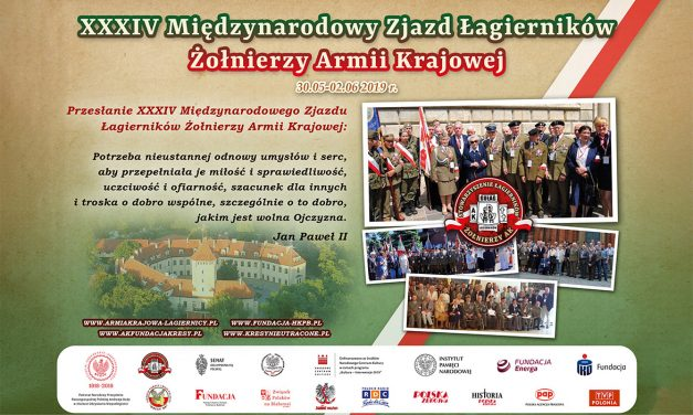 XXXIV Międzynarodowy Zjazd Łagierników Żołnierzy AK