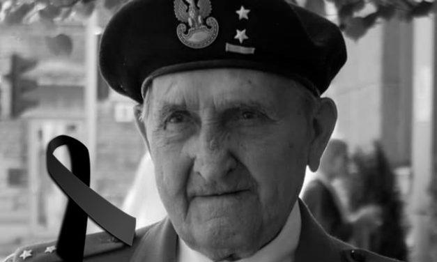 Odszedł naWieczną Wartę Kapitan Edward Akuszewicz
