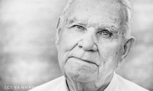 """Odszedł mjr Lech Rudziński (1926-2019) ps. """"Goniec"""""""