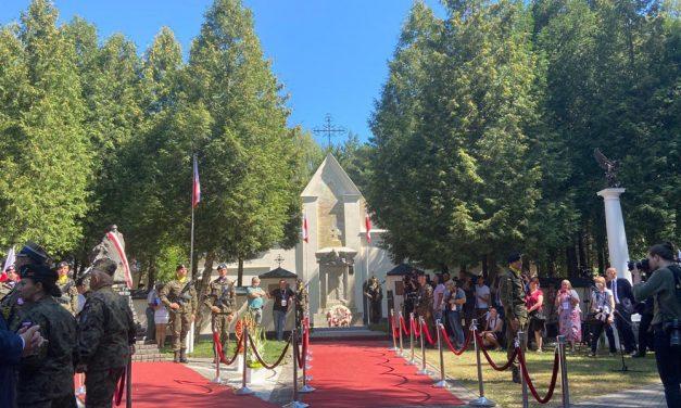 Obchody 100 rocznicy Bitwy Warszawskiej