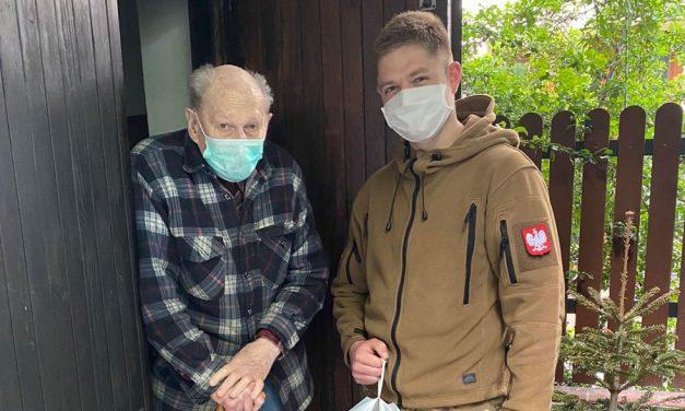 Opieka nadweteranami AK iSybirakami wstanie epidemii 2020 r. (maj-lipiec 2020 r.)