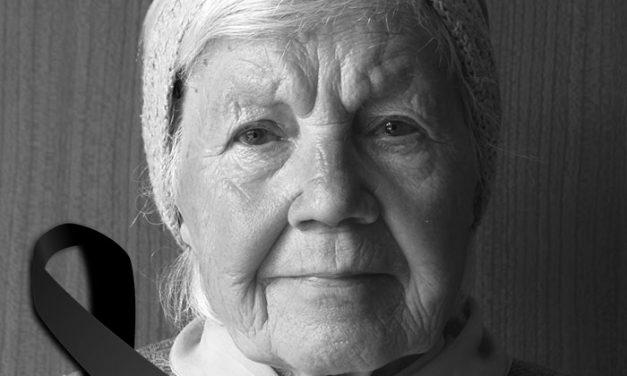 """Śp. TERESA SWOROBOWICZ zd. JANOWICZ <br>(ps. """"Mała) (1932-2020)"""