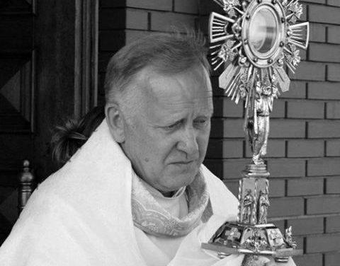 Śp. ks.kanonik Józef Hańczyc (1960-2020)