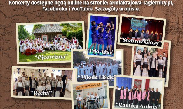 """""""Międzynarodowe Koncerty Jedności Kresowian 2020"""" – 25-27.09.2020 r."""