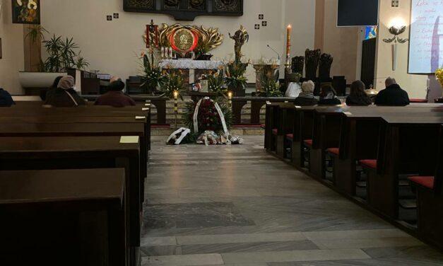 """Pogrzeb Pani Leokadii Trznadel zd. Marcinkiewicz (ps. """"Lolita"""") (1927-2021)"""