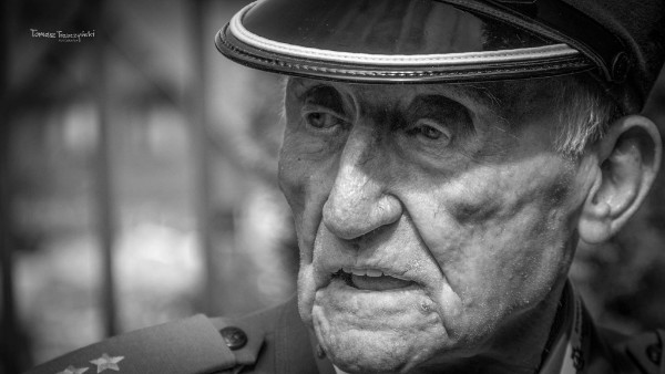 """Kpt. Alfred Szota ps. """"Krzak"""" (1929-2021)"""